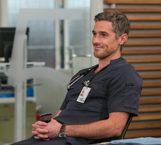 "Prior to ""Heartbeat,"" Annable starred on the Fox drama ""Red Band Society."" For five seasons, Annable was seen on ""Brothers and Sisters,"" opposite Sally Field and Calista Flockhart. On the film side, he was in the romantic comedies ""What's Your Number?"" and ""Little Black Book."""