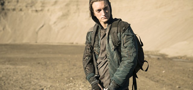 "The 100 -- ""Rubicon"" -- Image: HU212A_0027 -- Pictured: Richard Harmon as Murphy -- Photo: Katie Yu/The CW -- © 2015 The CW Network, LLC. All Rights Reserved"