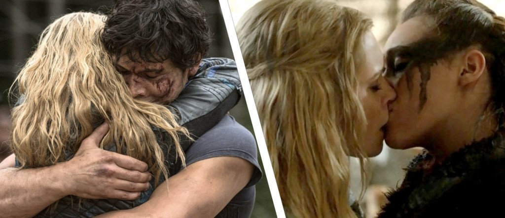 The-100-Bellarke-Clexa