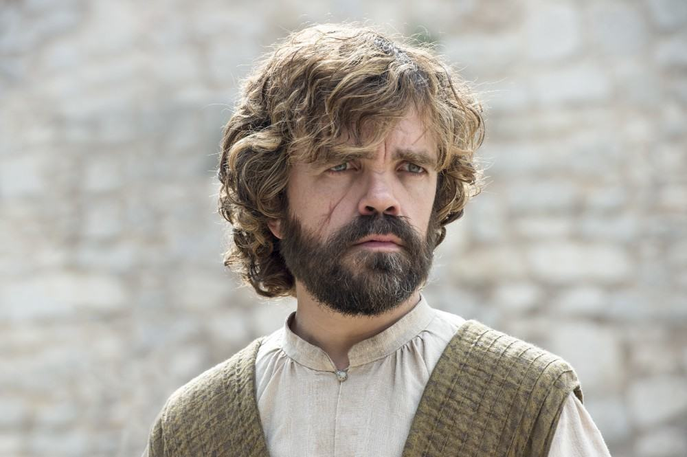 Award winning actor Peter Dinklage as Tyrion Lannister