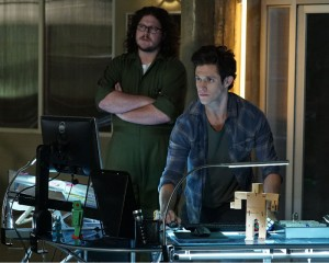 "STITCHERS - ""2.0"" - Kirsten's feelings come flooding back on the second season premiere of ""Stitchers"" airing on TUESDAY, MARCH 22 (10:00–10:00 p.m. EST) on Freeform, the new name for ABC Family. (Freeform/Eric McCandless) CAMERON BRITTON, KYLE HARRIS"