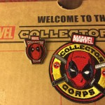 Deadpool Pin & Badge