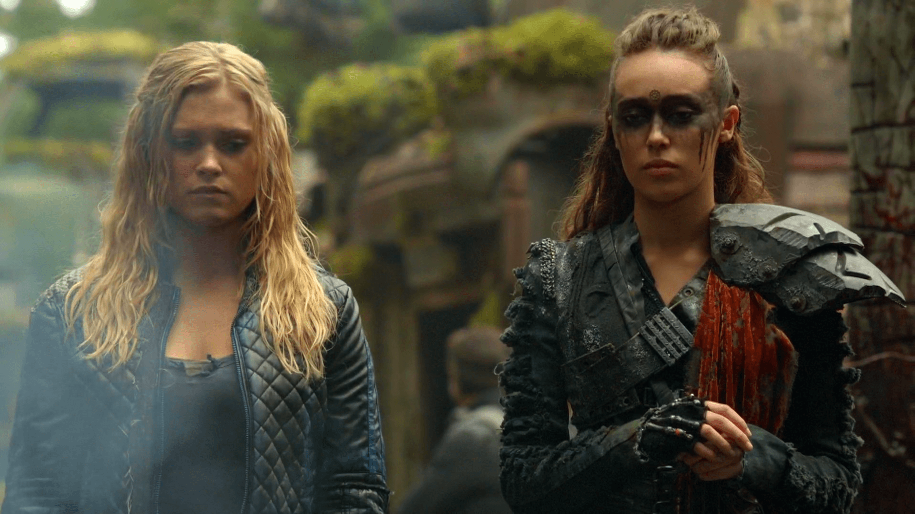 lexa and clarke relationship advice