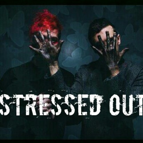 cover wars stressed out by twenty one pilots