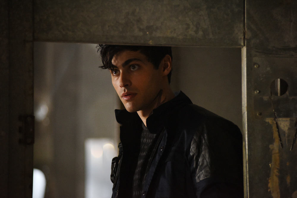 """SHADOWHUNTERS - """"Dead Man's Party"""" - Clary, Jace, Alec and Isabelle must hatch a rescue plan that takes them into the heart of a vampire lair in """"Dead Man's Party,"""" an all-new episode of """"Shadowhunters,"""" airing Tuesday, January 26th at 9:00 – 10:00 p.m., EST/PST on Freeform, the new name for ABC Family. ABC Family is becoming Freeform on January 12, 2016. (ABC Family/John Medland) MATTHEW DADDARIO"""