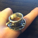 Tea Cup Ring
