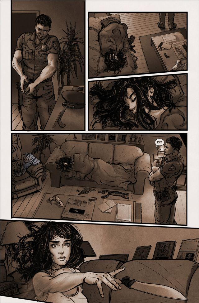 Page 1 of Gate of Midnight