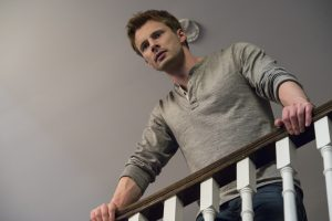 Bradley James has managed to make the antichrist likable- thrilling, indeed!
