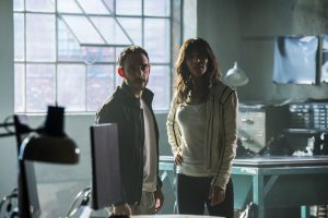 Abtahi and E.K.'s characters are excellent examples of a bit of the diversity shown in Damien